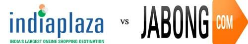 JABONG VS INDIAPLAZA