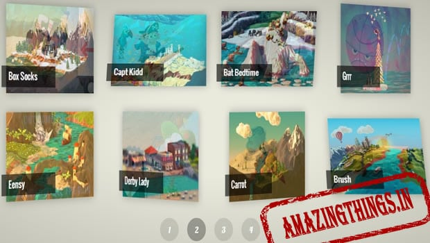 jQuery and CSS3 image 3D Flipping Slider effect