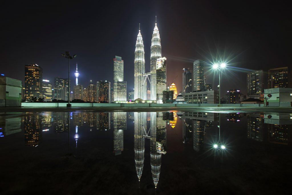 Petronas Towers - Malasiya